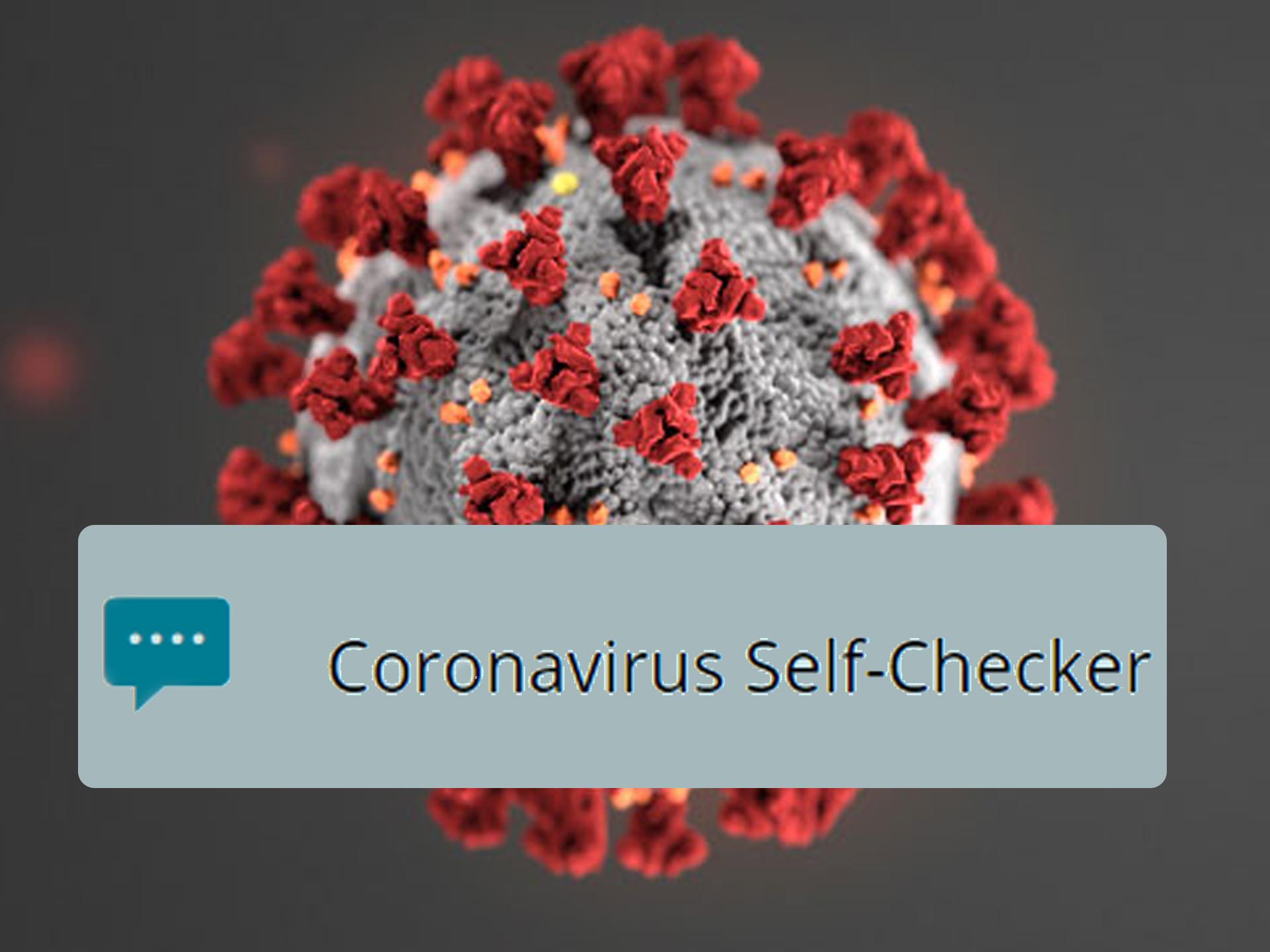 Coronavirus Self-Checker